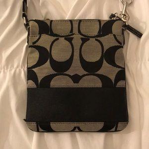 Used coach crossbody purse